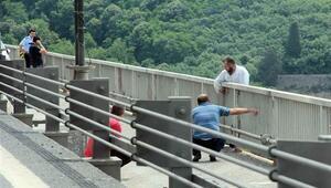 FSM Köprüsünde korku dolu anlar
