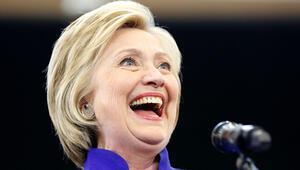 Clintonın beklediği haber geldi