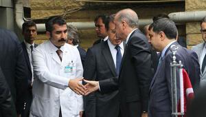 Cumhurbaşkanı Erdoğan yaralıları ziyaret etti, terörü lanetledi