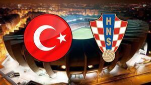 EURO 2016da ilk maç heyecanı.. Türkiye Hırvatistan maçı ne zaman saat kaçta hangi kanalda