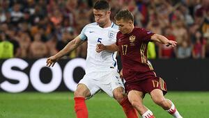 İngiltere Rusya maçında 90+2de gelen gol (Maç özeti)