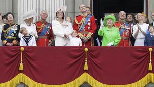 Prenses Charlotte doğumgünü kutlamalarının fenomeni oldu