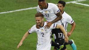 Almanya 2-0 Ukrayna / ÖZET