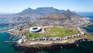Afrikada bir Avrupalı: Cape Town