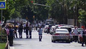 Şüpheli paketten el bombası çıktı, Yenikapıda patlatıldı
