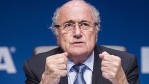 Sepp Blatterden futbol dünyasını sarsacak itiraf