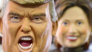 Clinton, Trump ile arasındaki farkı açıyor