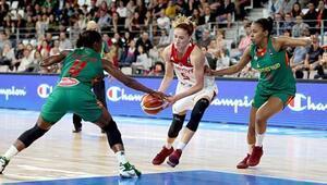 Türkiye: 72 - Kamerun: 46