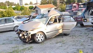 Cenaze yolunda trafik kazası: 6 ölü, 1 yaralı