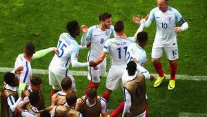 İngiltere 2-1 Galler / MAÇ ÖZETİ