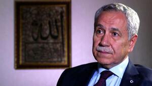 Bülent Arınç BBC Türkçeye konuştu