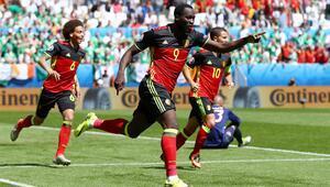 Belçika 3-0 İrlanda / CANLI ANLATIM