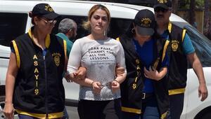 Kocasını öldüren Çilem Doğan'a tahliye