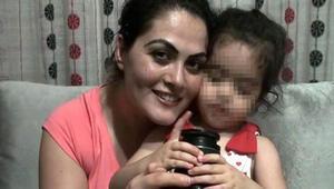 Tahliye edilen Çilem, ilk gece uyumadı, kızıyla hasret giderdi