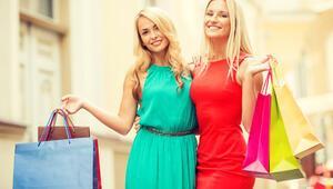 Alışveriş çılgınları Shopping Feste akın ediyor