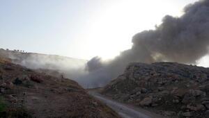 Ergani'de ele geçen 1 ton bomba yüklü araç imha edildi