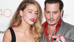 Johnny Depp ve Amber Heardın boşanmasında şok gelişme