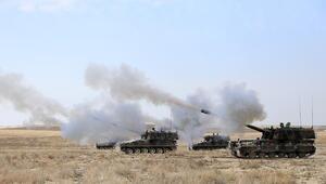 IŞİDe ait 34 hedef TSK tarafından vuruldu