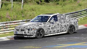 Yeni BMW 3 Serisi teste çıktı