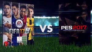 FIFA 17 mi PES 2017 mi