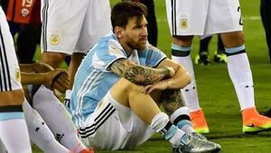 Arjantin Cumhurbaşkanı, Messi'yi döndürebilmek için devrede
