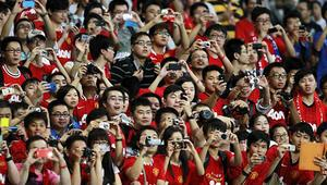 Çinliler yine sahneye çıktı