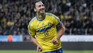 Ibrahimovic yeni takımını açıkladı