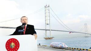 Osmangazi Köprüsü bayramda ücretsiz