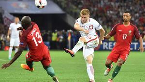 Polonya Portekiz maçı nefesleri kesti (Maç özeti)