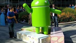 Googleın yeni mobil işletim sistemi: Android Nougat