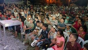 Kızılaydan 1200 kişilik iftar