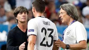 Gomez, Hummels ve Khedira yok Schweinsteiger şüpheli