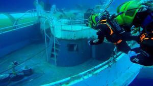 Akdeniz'de geçen yıl batan teknenin enkazından 217 ceset çıkarıldı