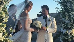 Ünlü model Ana Beatriz Barros evlendi