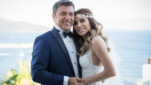Gazeteci İsmail Küçükkaya evlendi