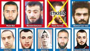 Liste yenilendi: Aranan IŞİD'li sayısı 23'ten 48'e çıktı