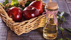 Kilo vermede doğal yardımcınız: Elma sirkesi