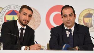Mehmet Topal 4 yıllık imzayı attı
