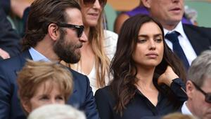 Irina Shayk sevgilisi Bradley Coopera trip attı