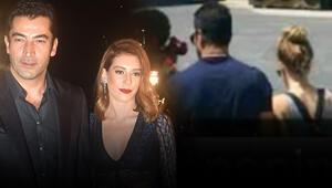 Kenan İmirzalıoğlu-Sinem Kobal çifti İspanya tatilinde