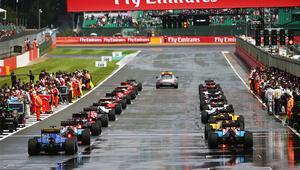 İngiltere Grand Prixsinde neler oldu
