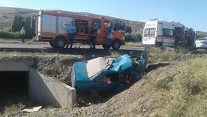 Yozgatta feci kaza: 5 kişi öldü