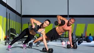 Crossfit yaparak hızla kilo verebilirsiniz