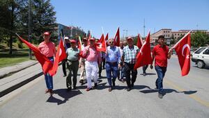 ATO üyelerindenMeclis yürüyüşü
