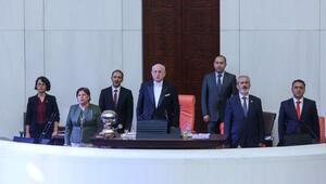 Mecliste tarihi toplantı