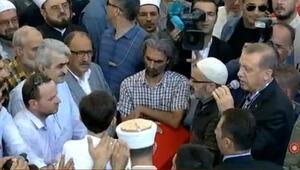 Son dakika haberi: Cumhurbaşkanı Erdoğandan cenazede çarpıcı sözler