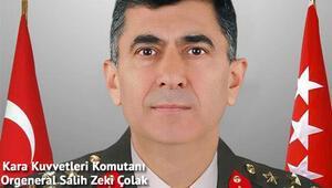 Orgeneral Çolaka, Genelkurmay Başkanının emir subayından tuzak