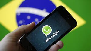 Brezilyada Whatsappa erişim engeli