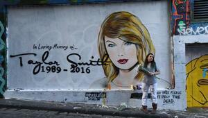 Pop prensesi Taylor Swiftin sonu mu