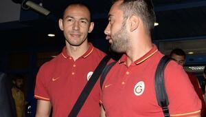 Galatasarayda 4 isim kadro dışı